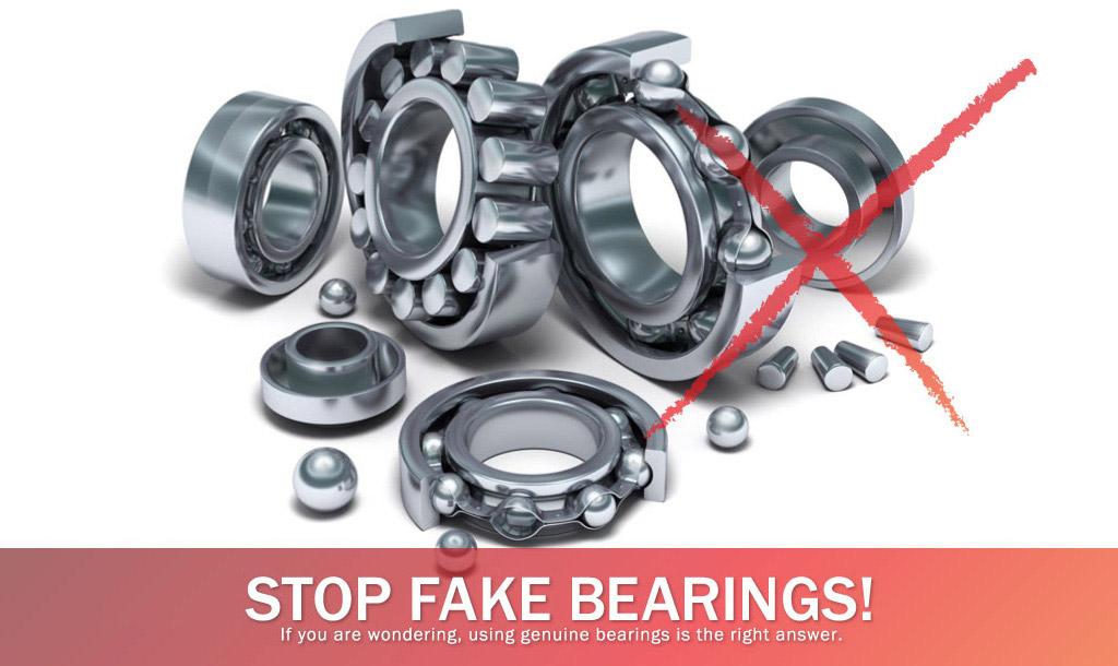 Stop Fake Bearings | Koyo
